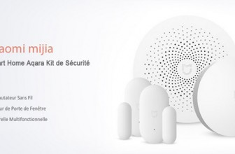Xiaomi Mijia Smart Home 5 en 1 pas cher en promotion
